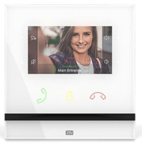 Screenshot of 2N® Indoor Compact - odpovídací jednotka s intuitivním ovládáním - 2N